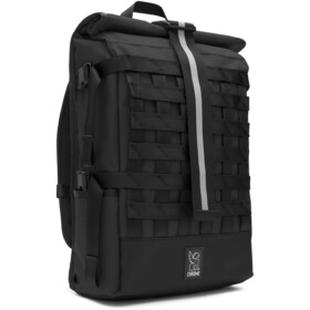 Chrome Barrage Cargo Mochila, black/black/black old sku